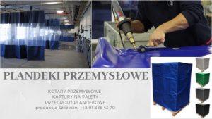 plandeki przemysłowe Szczecin